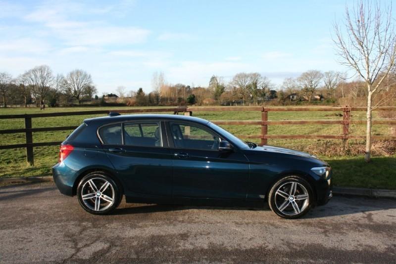 used BMW 116d SPORT in aldershot-hampshire