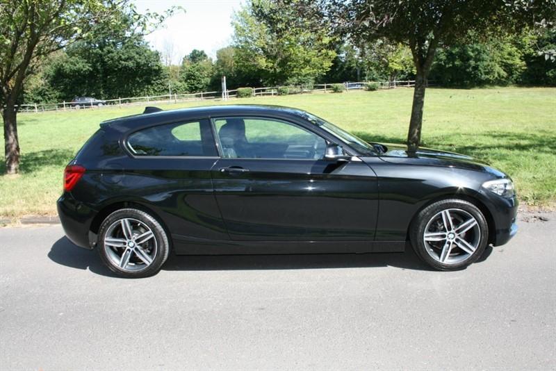 used BMW 118d SPORT in aldershot-hampshire