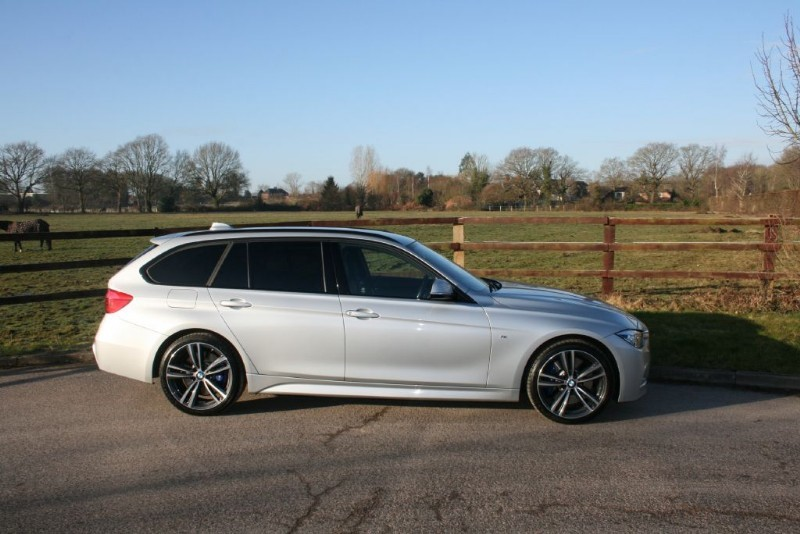 used BMW 335d XDRIVE M SPORT TOURING(m sport plus package) in aldershot-hampshire