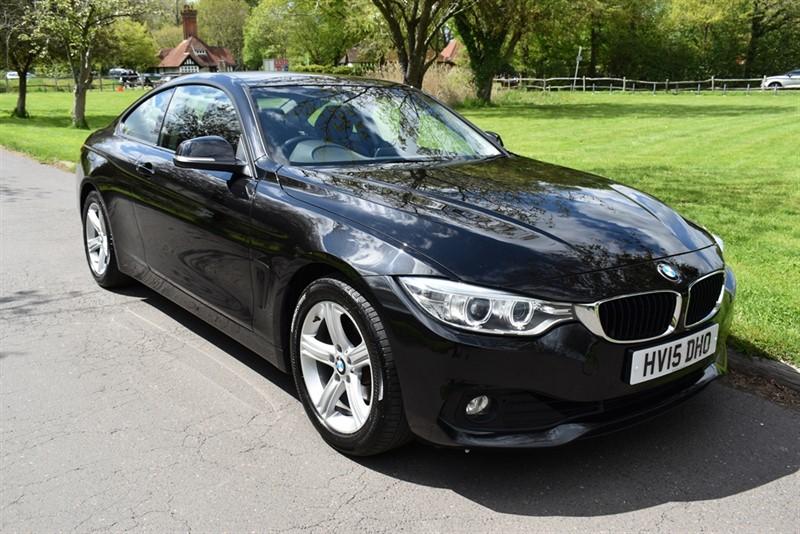 used BMW 420i SE used cars in aldershot-hampshire