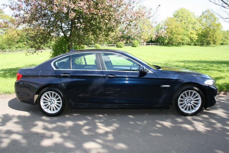 used BMW 525d SE in aldershot-hampshire