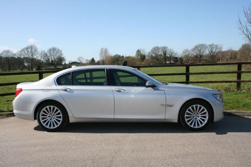 used BMW 730Ld SE LUXURY EDITION in aldershot-hampshire