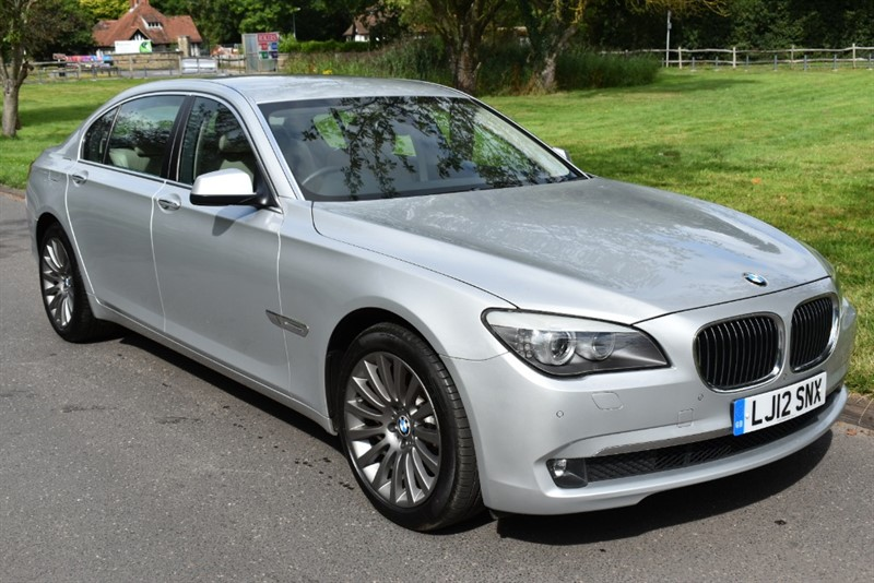 used BMW 730Ld SE in aldershot-hampshire