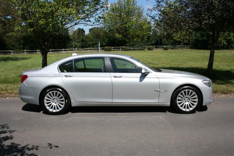 used BMW 730Ld SE in aldershot-hampshire