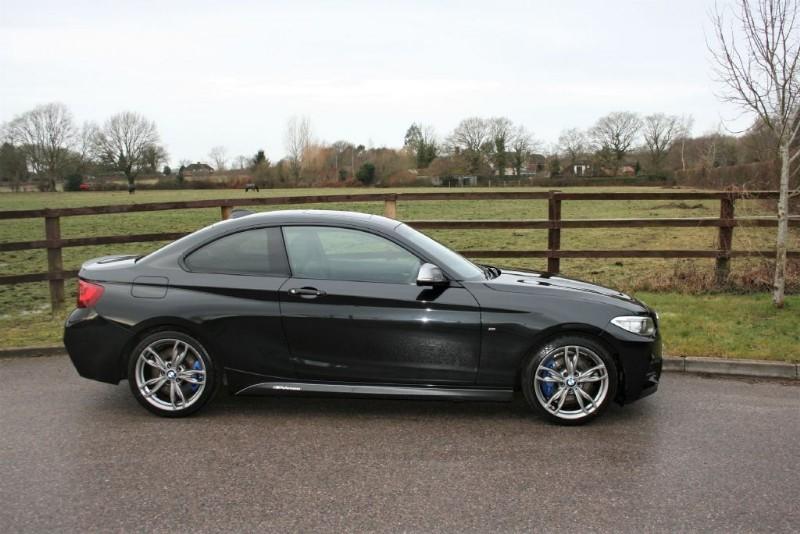 used BMW M240i Auto ( huge spec) in aldershot-hampshire