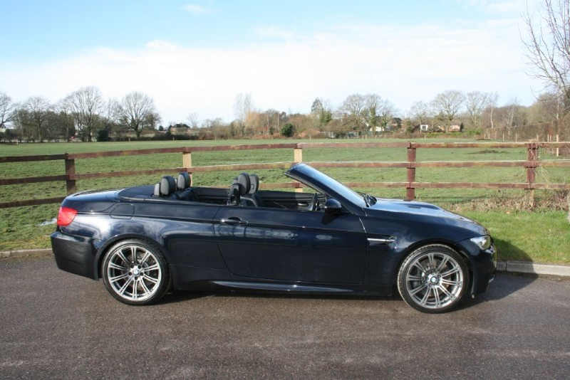 used BMW M3 sat nav/media pack/+ plus more in aldershot-hampshire