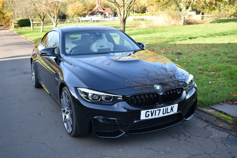 used BMW M4 COMPETITION in aldershot-hampshire