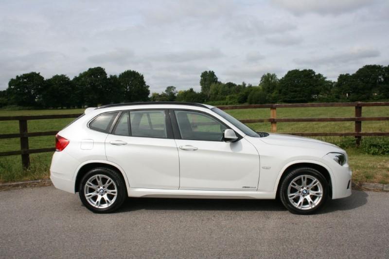 used BMW X1 X DRIVE 1.8D MSPORT(BARGAIN) in aldershot-hampshire