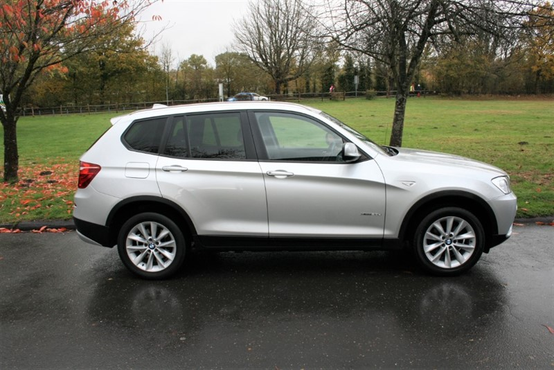 used BMW X3 XDRIVE20D SE in aldershot-hampshire
