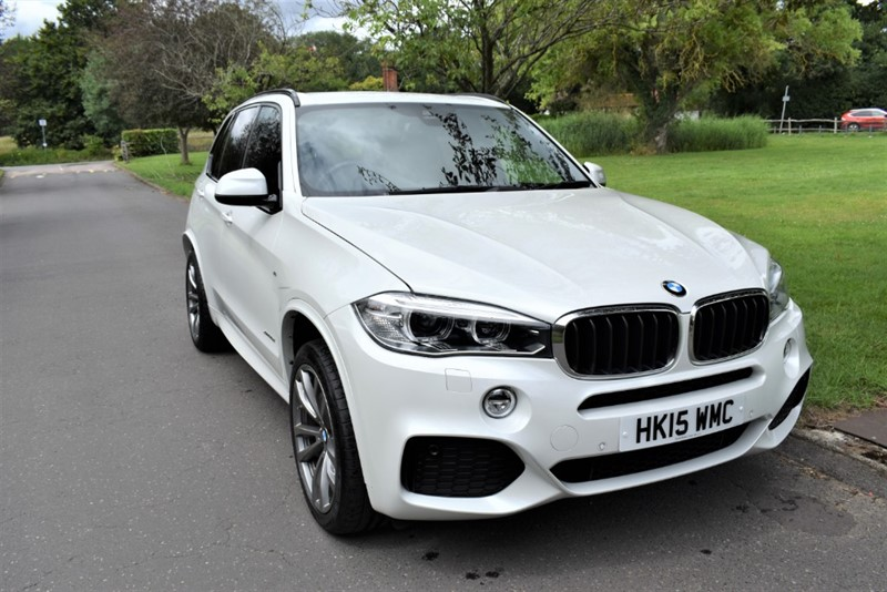 used BMW X5 XDRIVE30D M SPORT used cars in aldershot-hampshire