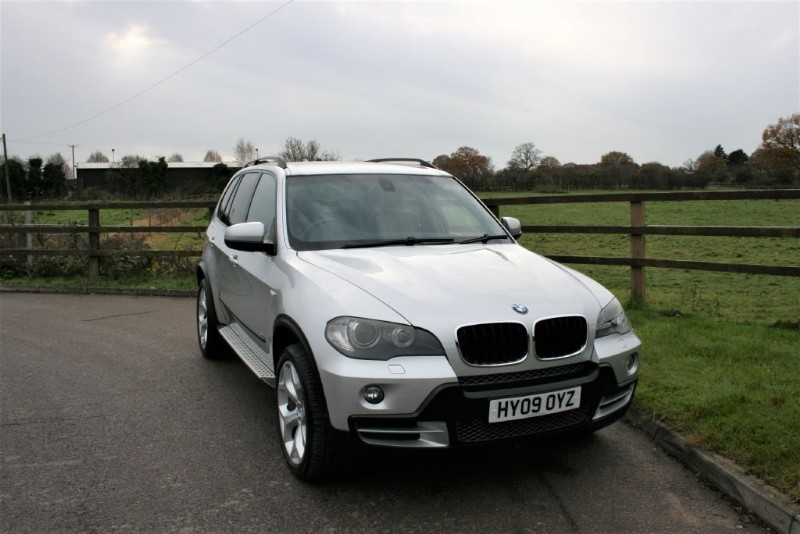 used BMW X5 D SE in aldershot-hampshire