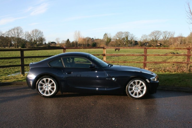 used BMW Z4 SI SPORT COUPE in aldershot-hampshire