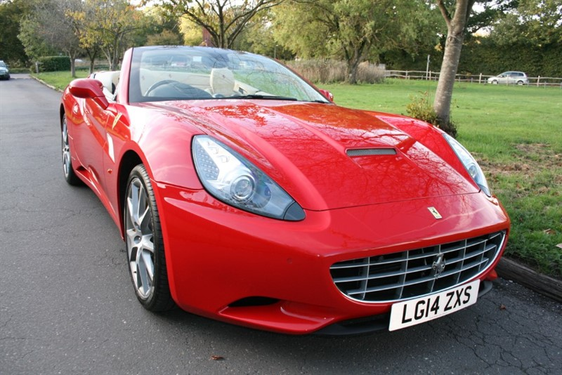 used Ferrari California 2 PLUS 2 in aldershot-hampshire