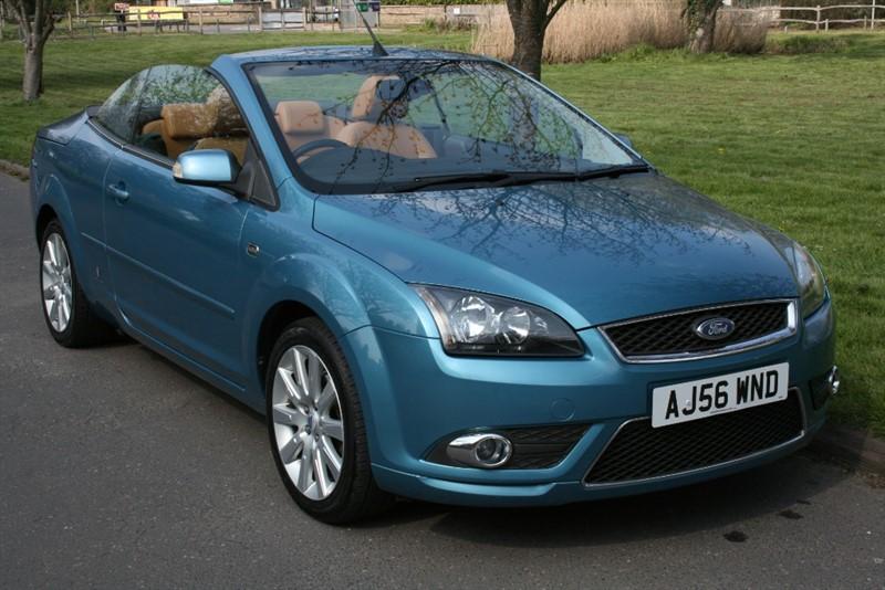 used Ford Focus CC3 in aldershot-hampshire