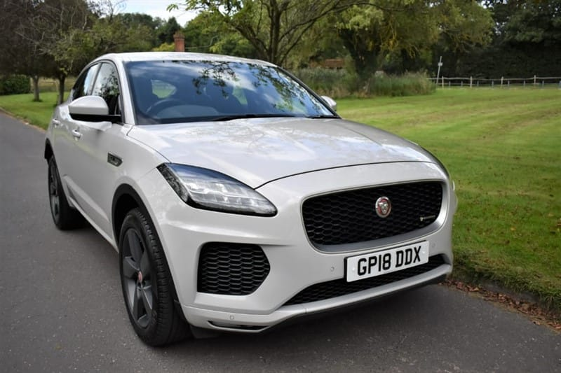 used Jaguar E-Pace R-DYNAMIC S used cars in aldershot-hampshire