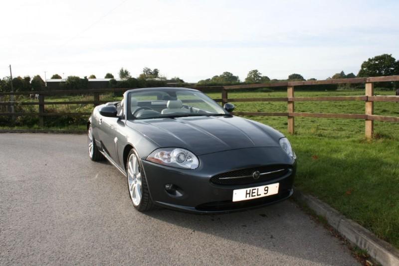used Jaguar XK CONVERTIBLE in aldershot-hampshire