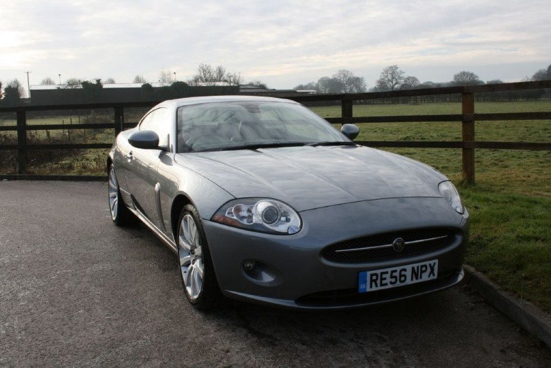 used Jaguar XK COUPE in aldershot-hampshire