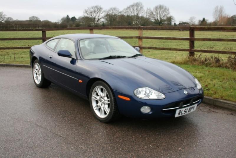 Jaguar XK8 for sale