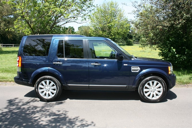 used Land Rover Discovery SDV6 HSE in aldershot-hampshire