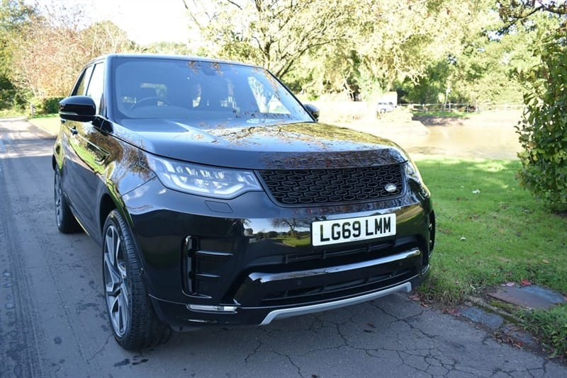 used Land Rover Discovery SDV6 HSE used cars in aldershot-hampshire