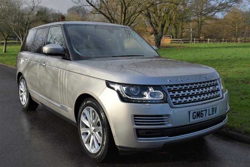 used Land Rover Range Rover TDV6 VOGUE SE in aldershot-hampshire
