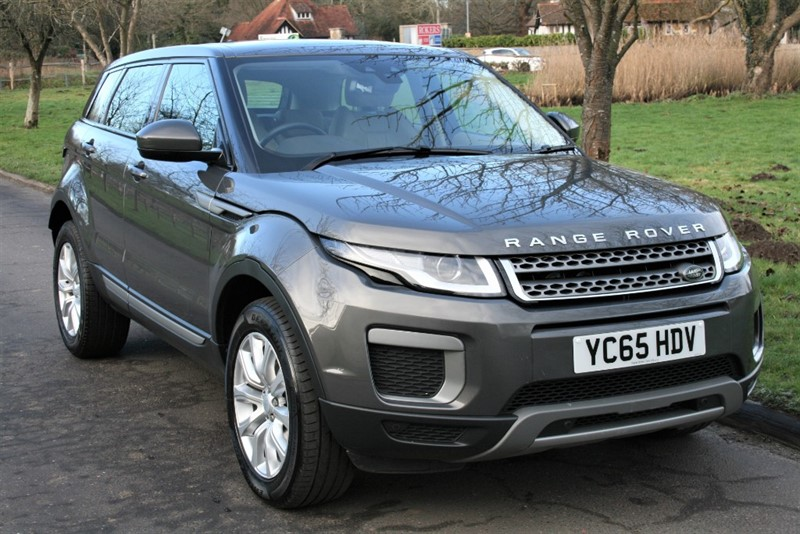 used Land Rover Range Rover Evoque ED4 SE in aldershot-hampshire