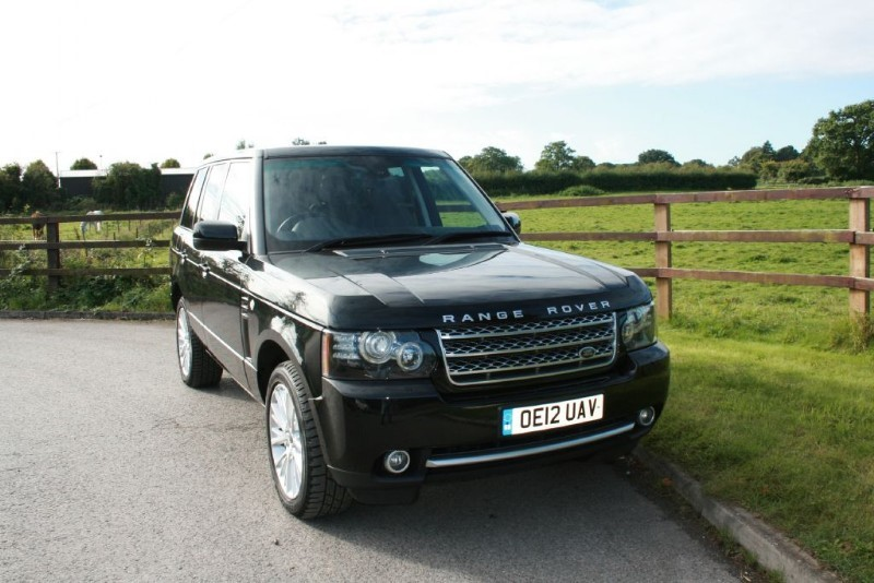 used Land Rover Range Rover TDV8 WESTMINSTER in aldershot-hampshire
