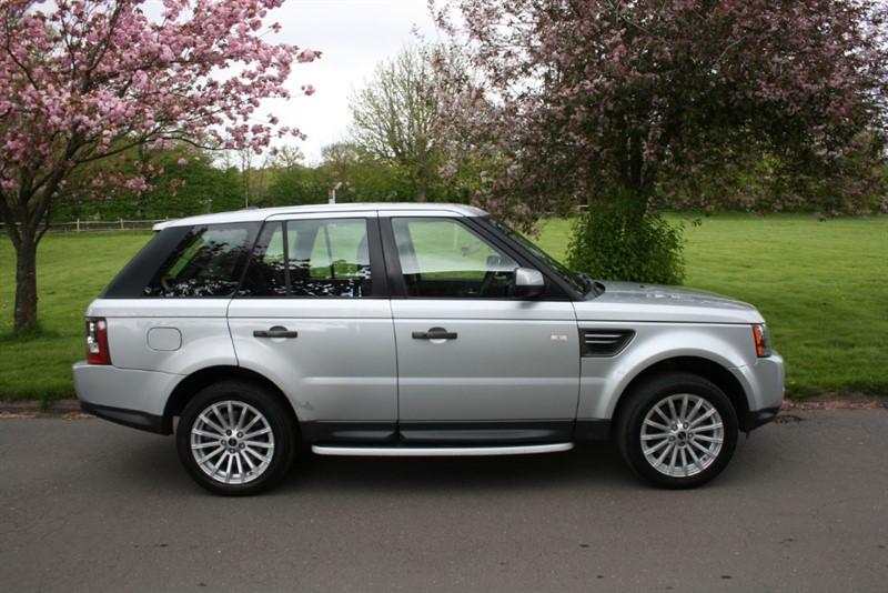 used Land Rover Range Rover Sport TDV6 HSE in aldershot-hampshire