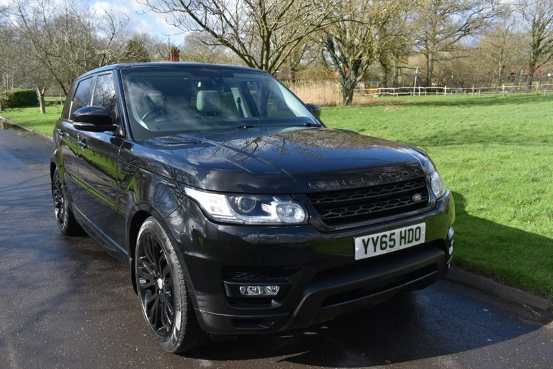 used Land Rover Range Rover Sport SDV6 HSE ( PANO ROOF ) used cars in aldershot-hampshire
