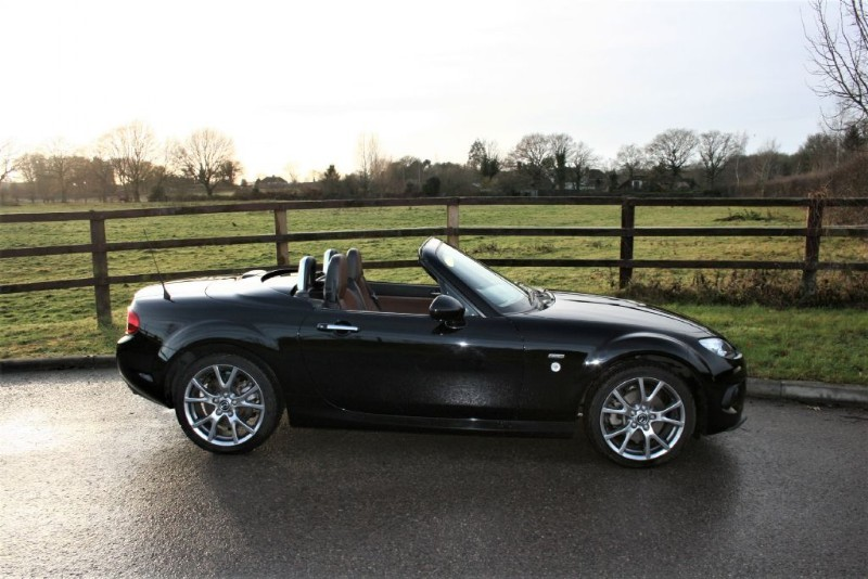 used Mazda MX-5 I ROADSTER VENTURE EDITION in aldershot-hampshire