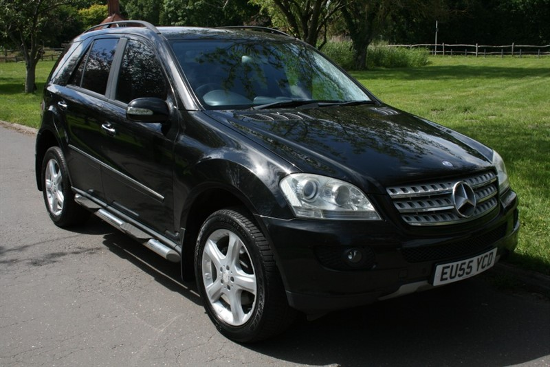 used Mercedes ML320 ML  CDI SPORT in aldershot-hampshire
