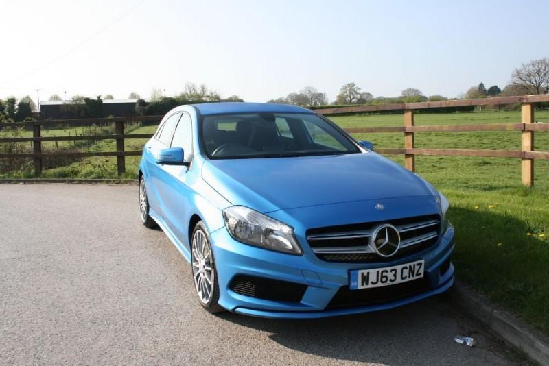 used Mercedes A200 CDI BLUEEFFICIENCY AMG SPORT in aldershot-hampshire