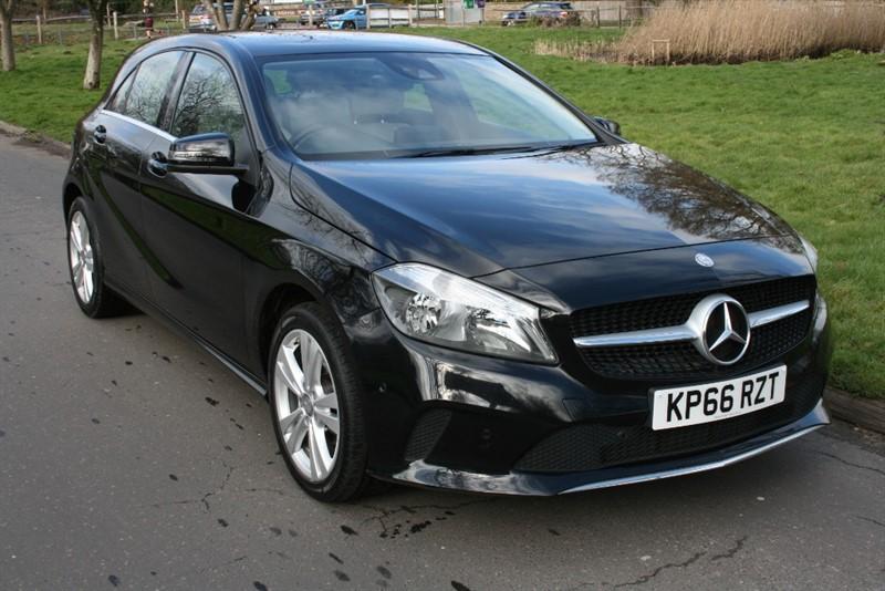 used Mercedes A180d A 180 D SPORT EXECUTIVE in aldershot-hampshire