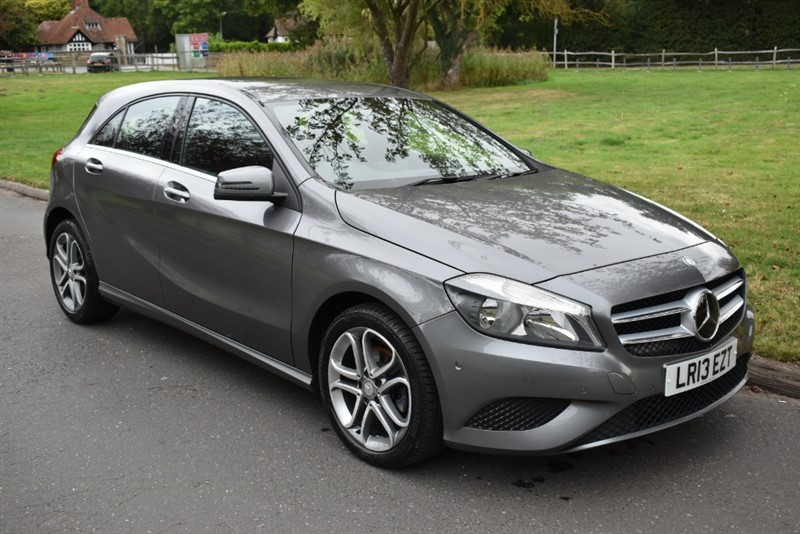 used Mercedes A200 CDI BLUEEFFICIENCY SPORT in aldershot-hampshire