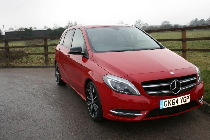 used Mercedes B180 CDI BLUEEFFICIENCY SPORT in aldershot-hampshire