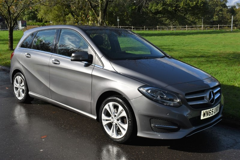 used Mercedes B200D B  D SPORT EXECUTIVE in aldershot-hampshire