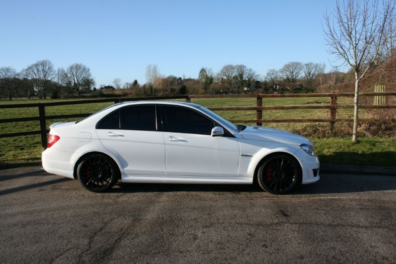 used Mercedes C63 AMG C63 in aldershot-hampshire