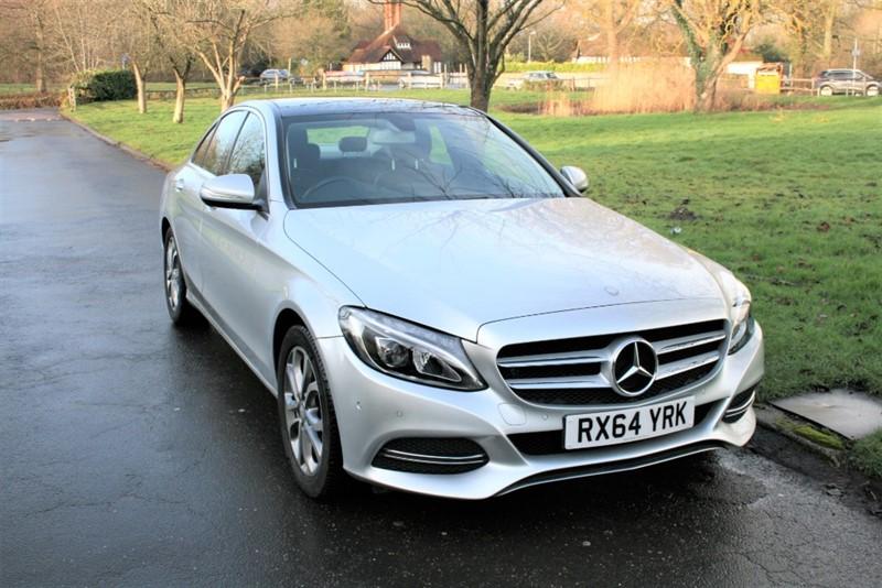 used Mercedes C220 BLUETEC SPORT PREMIUM used cars in aldershot-hampshire