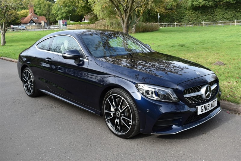 used Mercedes C300 C  AMG LINE PREMIUM in aldershot-hampshire