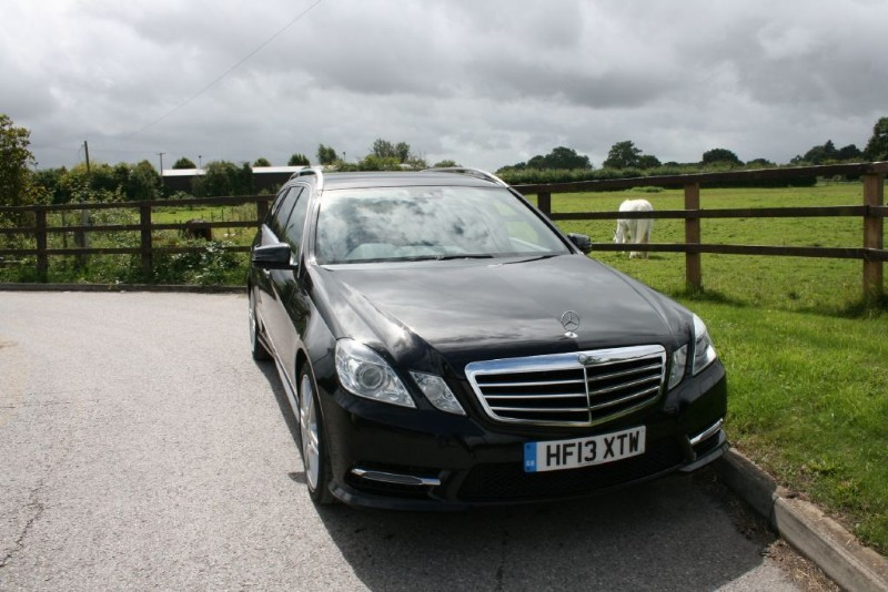 used Mercedes E220 CDI BLUEEFFICIENCY S/S SPORT in aldershot-hampshire