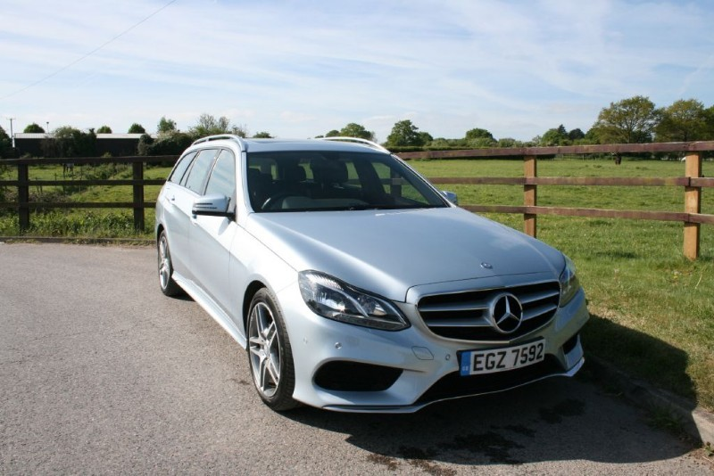 used Mercedes E300 BLUETEC HYBRID AMG SPORT in aldershot-hampshire