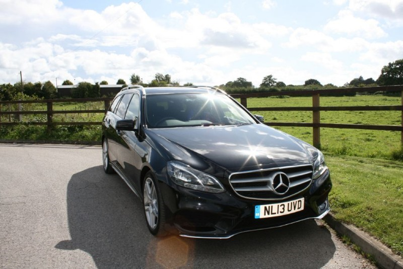 used Mercedes E350 BLUETEC AMG SPORT in aldershot-hampshire