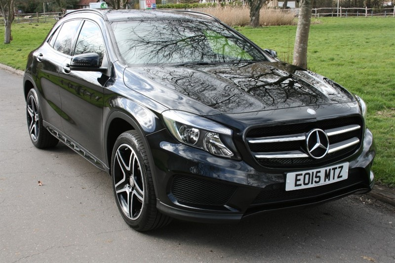 Mercedes GLA250 for sale