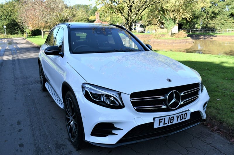 Mercedes GLC220d for sale