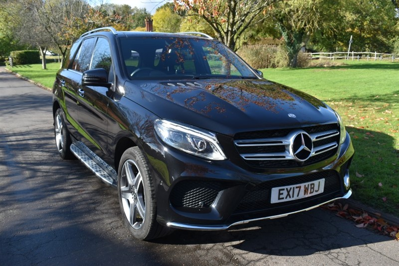 used Mercedes GLE250 GLE  D 4MATIC AMG LINE PREMIUM PLUS used cars in aldershot-hampshire