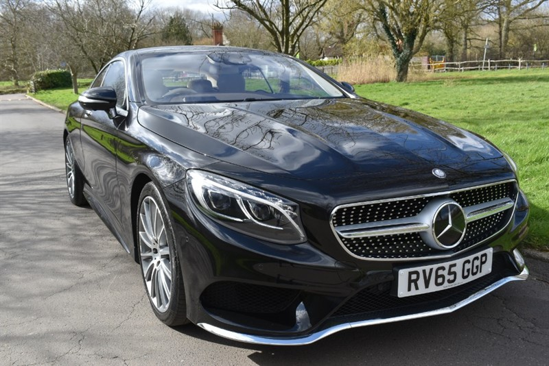 used Mercedes S500 AMG LINE PREMIUM in aldershot-hampshire