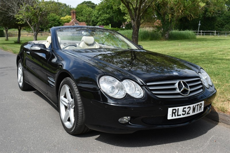 Mercedes SL500 for sale