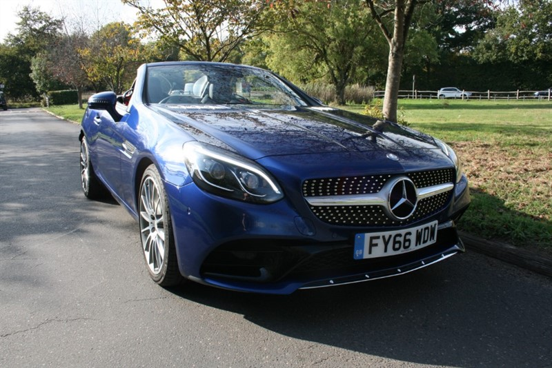 Mercedes SLC200 for sale
