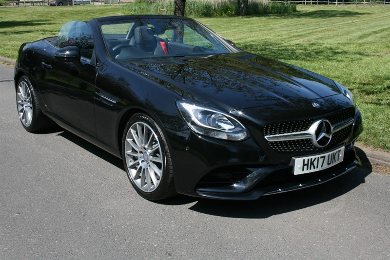 used Mercedes SLC250d SLC 250 D AMG LINE in aldershot-hampshire