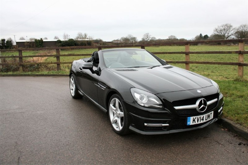 Mercedes SLK for sale